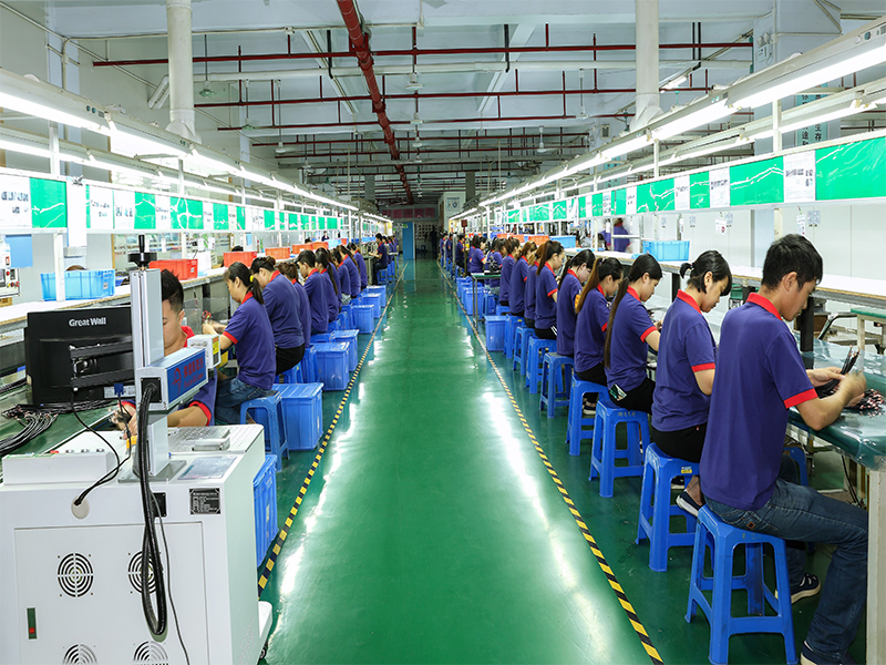 production of wire haress
