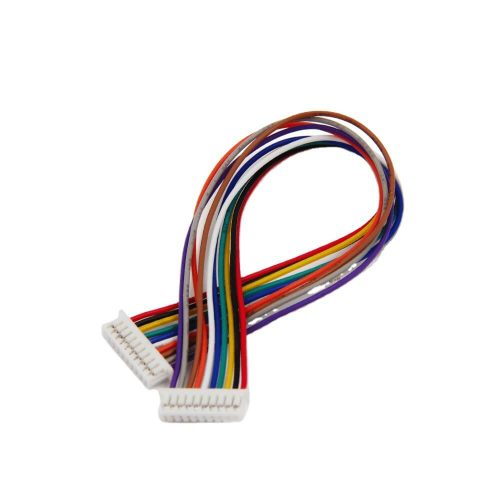 10 Pin JST Connector Wire Harness