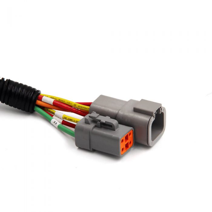 5 Way Automotive Cable Assembly