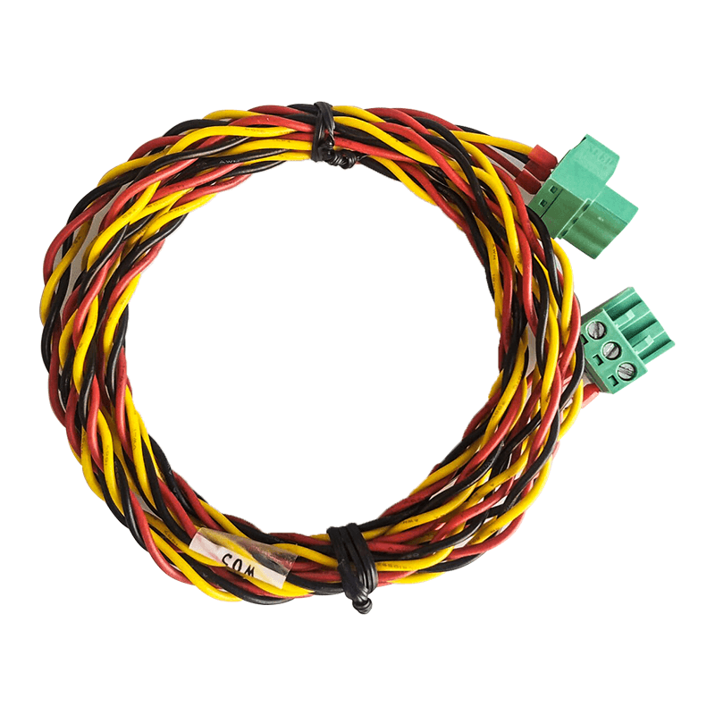 5.08mm Terminal Block Connector Socket 3P 1007, 20AWG 1C Wire Harness