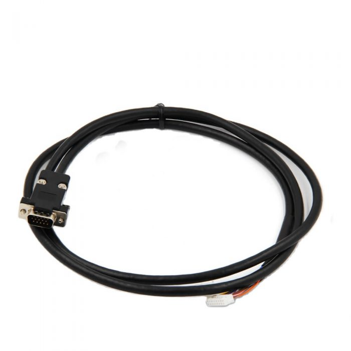 Assemble Type DB25 Cable Harness D-SUB 25 Pin to 16 Pin connector Cable
