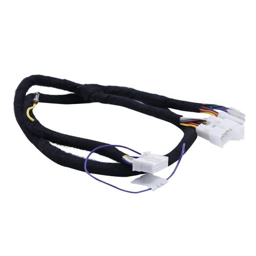 Deutsch 2p Auto Connector Custom Wire Harnesses For Vehicle