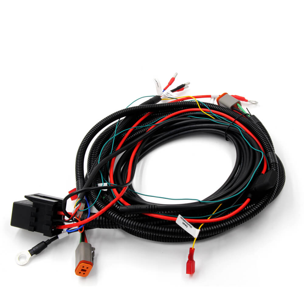 Car Automotive Auto Electrical Connector ISO Wire Harness