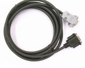 Customized HDB 15P Male to Female VGA Connector Servo Cable Assembly