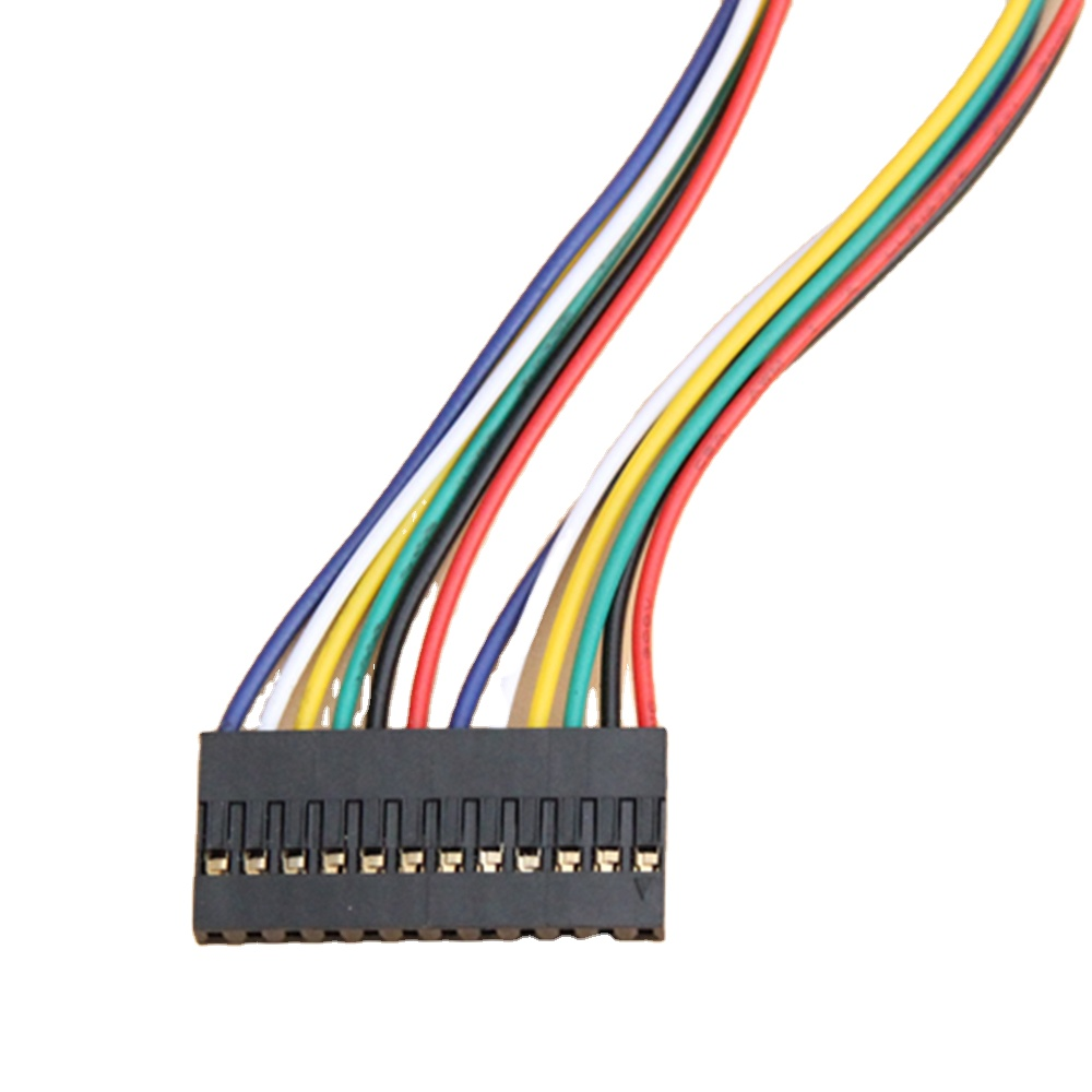 D-SUB DB15 Wire Harness RS232 Wire Harness