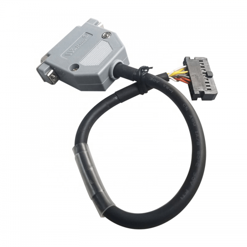 HDB Male 44P Solder Type to 2.54mm Housing Cable Assembly