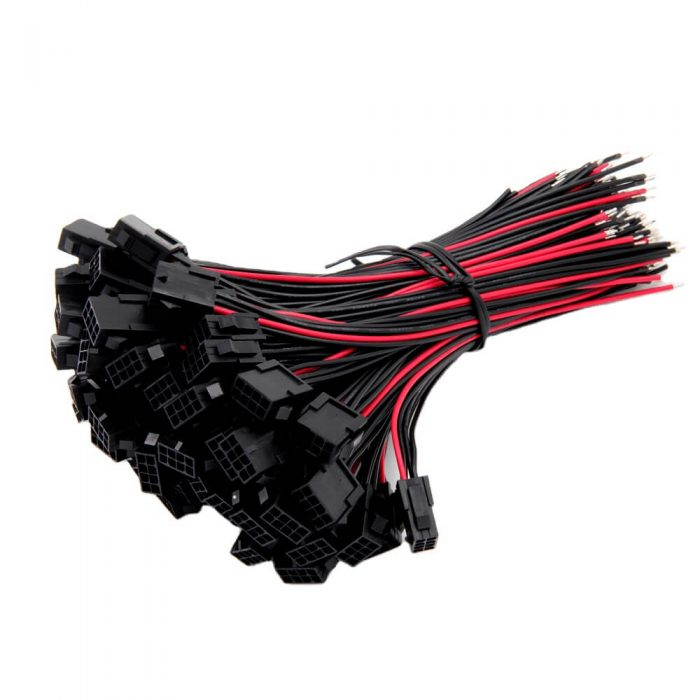 Molex Wire Harness with Micro-Fit 3.0 8P 43020-0800 Connector