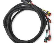 Nylon braided wiring harness for Automobiles