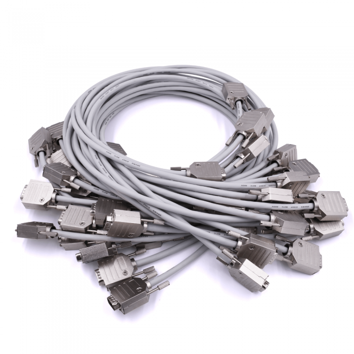 RS232 DB9 DB15 Cable Male to Male
