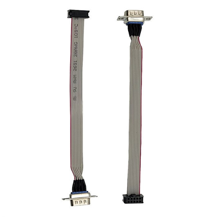 DSUB Terminal IDC Female Connector Flat Ribbon Cable Assembly